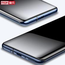 واقي للشاشة لـ oneplus 7 pro غطاء كامل سطح فيلم mofi oneplus 7 Pro زجاج مقسى شفاف جدا 1 + 7 واقي أمامي 9H