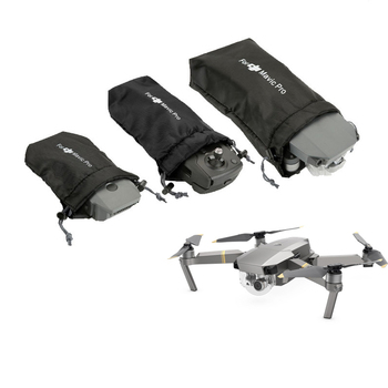 Soft cloth Sleeve drone / Remote Controller / battery Storage Bag Portable Carrying case for DJI Mavic pro / mavic air 1