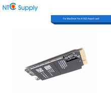 NTC Supply Airport card For MacBook Pro 13.3 inch A1502 661-8143 653-0029 2013 2014 Year 100% Tested Good Function