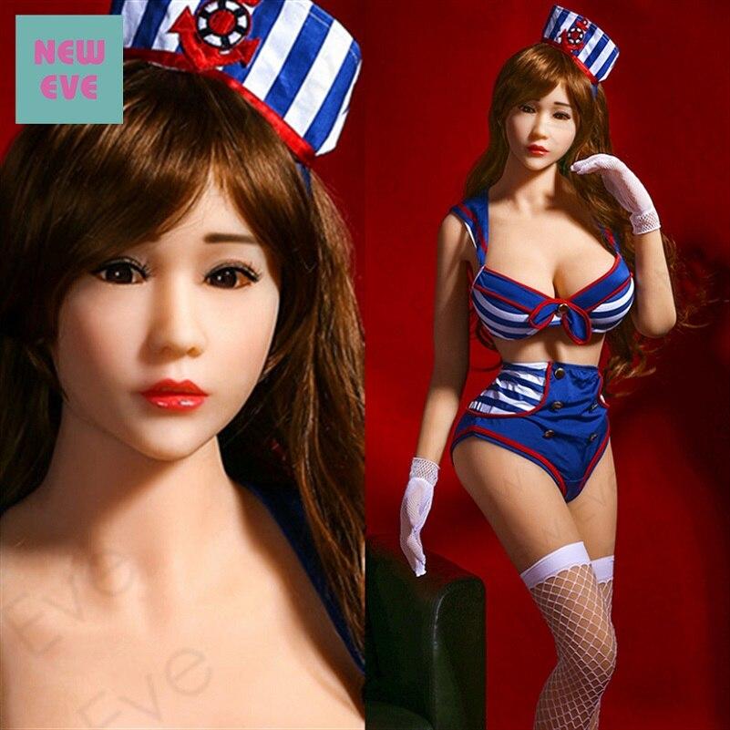 Japon taille réelle Silicone réaliste poupée de sexe humain réaliste tête visage gros seins gros cul pied modèle fétiche adulte Sex Toy pour hommes