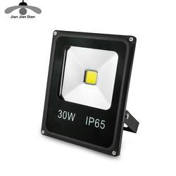 Светодиодный прожектор, 10 Вт, 20 Вт, 30 Вт, 50 Вт, светодиодный прожектор, наружное освещение, рефлектор, настенный светильник, 220 В переменного т...
