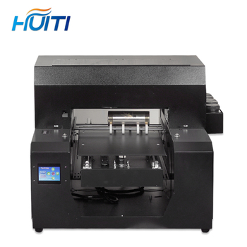 Huiti,a3 flatbed and bottles uv printer/Multifunctional UV printer a3/2020 new automatic UV printer/free shipping