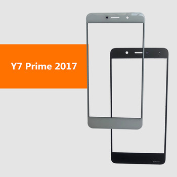Y7Prime Touch Screen For Huawei Y7 Prime 2017 Front Touch Panel LCD Display Outer Glass Lens Phone Cover Repair Replace Parts image