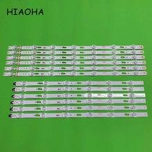 Original 12pcs/Lot LED Backlight Strip For SamSung 50