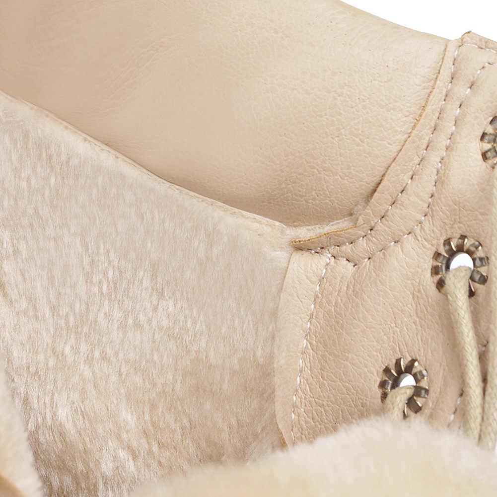 DORATASIA ขนาดใหญ่ 33-43 สาว Elegant LACE-up ข้อเท้ารองเท้าผู้หญิง 2020 แฟชั่นรองเท้าสุภาพสตรี MED ส้นรองเท้าผู้หญิง