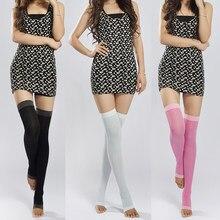 Calcetines deportivos elásticos de soporte para piernas, calcetín de presión anticelulítico hasta la rodilla, calcetín adelgazante para moldear silueta, calcetines de compresión varicosas