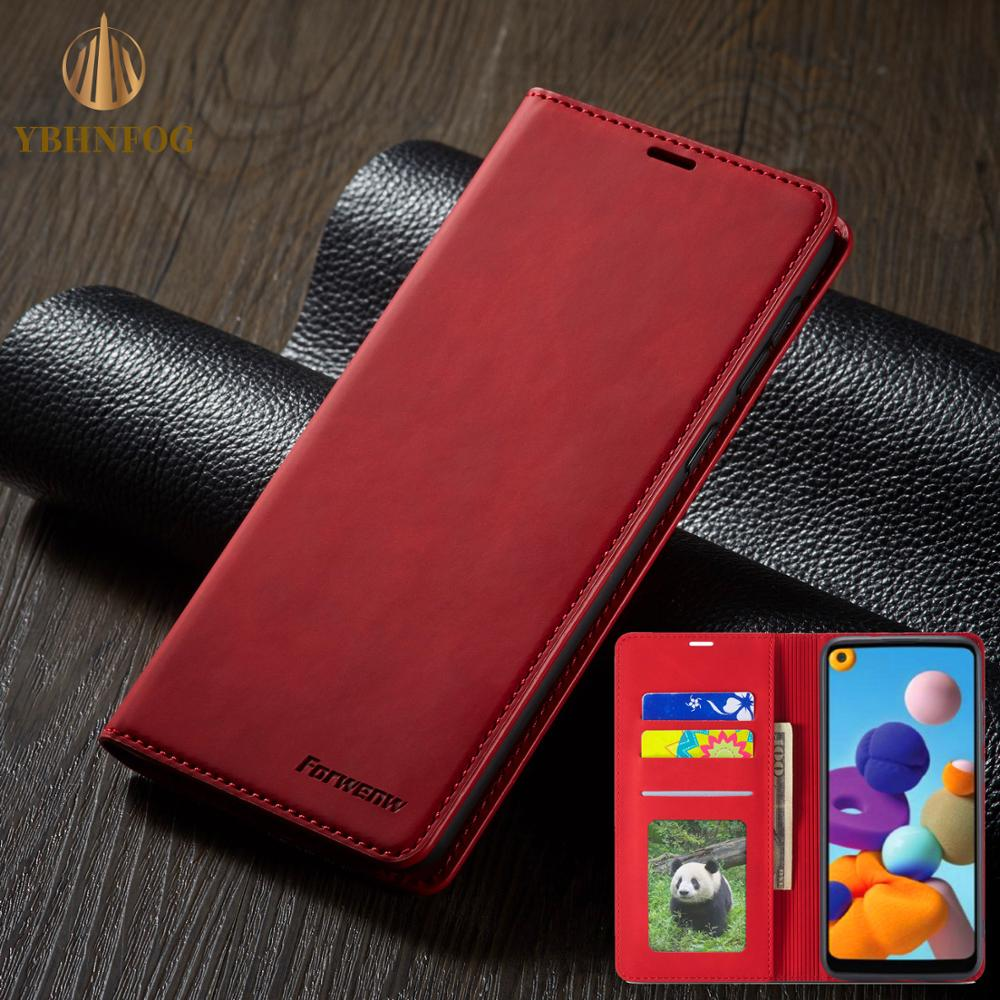 Leather Wallet Business Case For Huawei P20 P30 P40 Lite Mate 20 30 Pro P Smart + 2019 Flip Card Slots Holder Stand Bag Cover