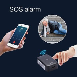 Image 3 - GF21 Mini rastreador GPS en tiempo Real para coche, dispositivo localizador de voz, grabación antipérdida, micrófono de alta definición, WIFI + LBS + Dispositivo de posicionamiento GPS
