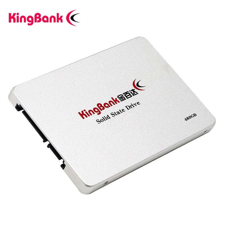 Оригинальный SSD KINGBNAK 960 ГБ 480 ГБ 240 ГБ 120 ГБ Внутренний твердотельный жесткий диск 2,5