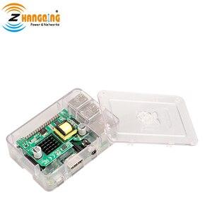 Image 5 - Изолированная плата шляпы GAF PiHat, 802.3af, 10 Вт, PoE, для Raspberry Pi и GPIO, последовательное использование, 100 метров