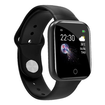 PK B57 Smart Fitness Tracker Bracelet I5 Smart Watch Heart Rate Monitor smart watches men women SmartWatch for iphone huawei 1