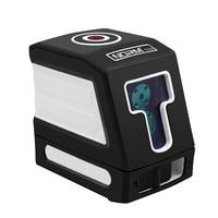 직업 고급 360 레이저 레벨 셀프 레벨링 수평 및 수직 크로스 초강력 적색 녹색 레이저 빔 두 번째 라인