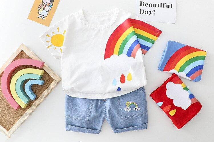 Roupas de bebê para meninas meninos roupas