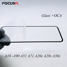 2in1 Glass+OCA LCD Screen Outer Glass Replacement +175umOCA