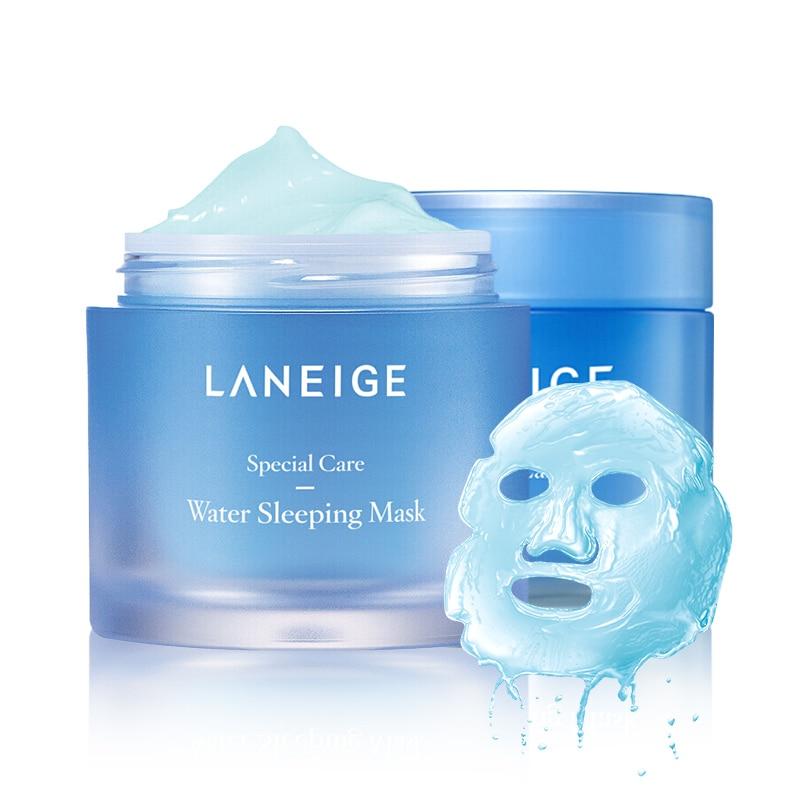 Korea Cosmetic Sleeping Mask All Night Hydrating Sleep Mask Wash Free Repair Purifies Skin 70ml/15ml