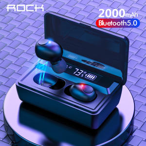 ROCK Bluetooth 5.0 T...
