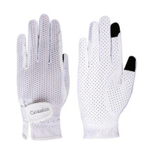 Equestrian-Equipment Holding Cavassion Protective for Hand-When REINS Adualt-Gloves Professional