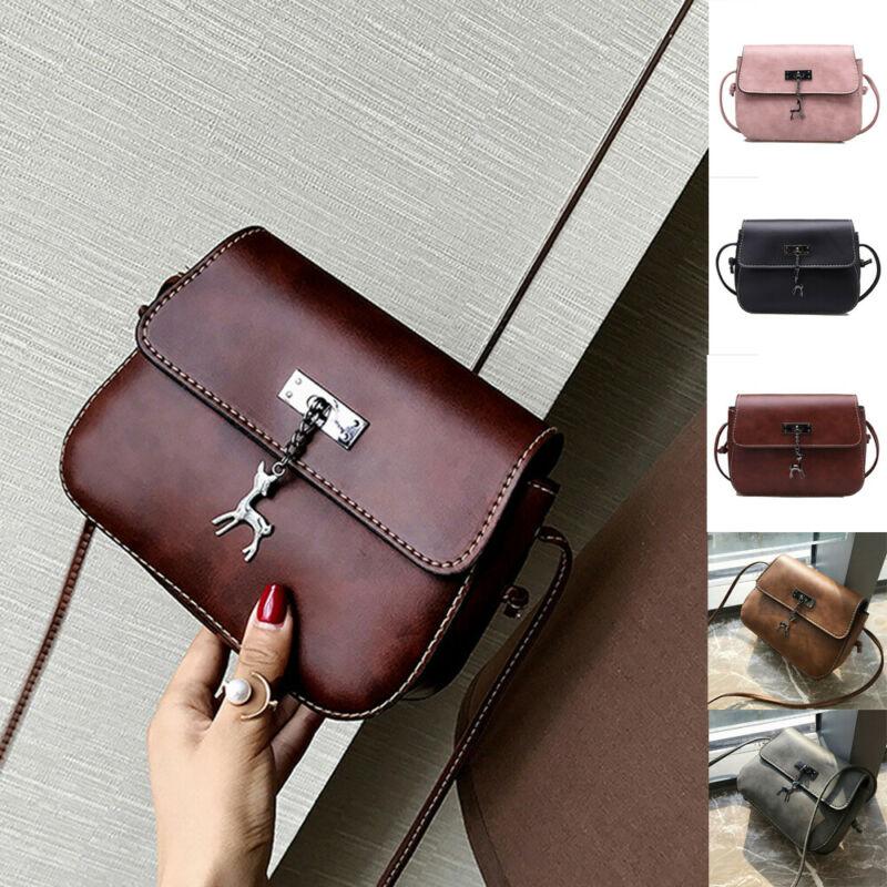 5 Colors Newest Arrivals Women Deer Messenger Handbag Shoulder Purse Satchel Crossbody Tote Phone Bag