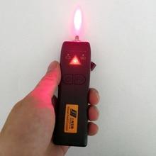 Мини VFL лазер Fibra оптика визуальный локатор неисправностей 50 мВт красный Testeur Fibre Optique Lumineuse 25 км