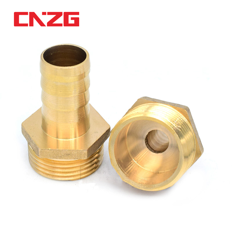 Hose Brass Pipe Fitting 4mm 6mm 8mm 10mm 12mm 19mm Barb Tail 1/8