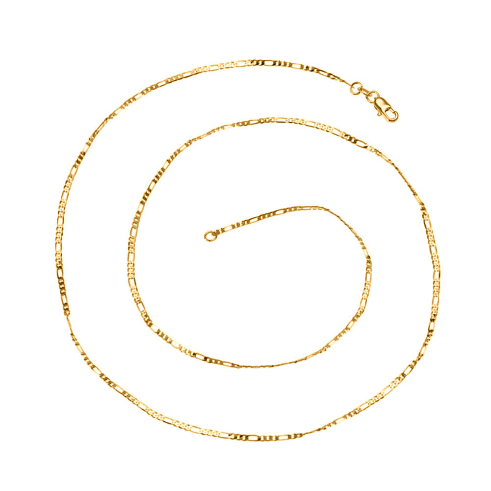 Moda Unisex naszyjnik łańcuch 2mm szeroki łańcuszek pozłacany naszyjnik tworzenia biżuterii akcesoria zrób to sam