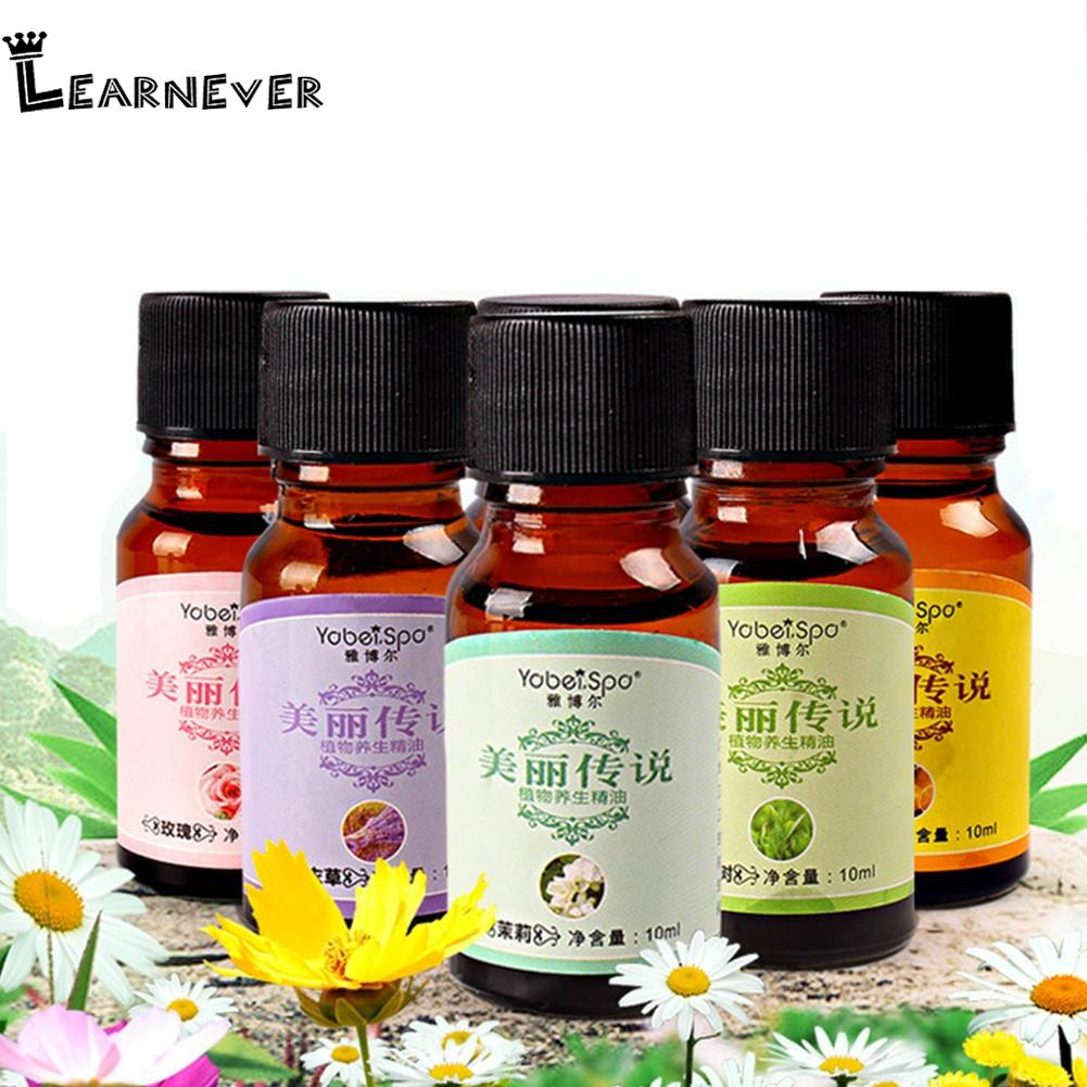 10ml Essential Oil Organic Body Massage Relax Fragrance Essential Pure Health Aromatherapy Diffusers Oil Skin Care