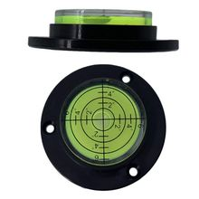 50MM  Universal Level Instrument Horizontal Bead Horizontal  Bubble Level Belt Positioning Hole Through 50x13mm цены онлайн