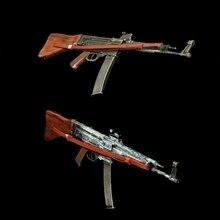 Модель оружия штурмовой винтовки DML MP44 1/6, игрушка подходит для экшн-фигурок 12 дюймов, куклы для коллекции