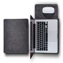 Cienki rękaw dla Lenovo Yoga 520 530 14 Cal Laptop etui z pu Case dla 520-14 530-14 torba moda Notebook etui prezent tanie tanio veker Liner rękawem Unisex Kieszeń na laptopa Other For yoga 520 530 14 Biznes Nie zamek Filcu wełnianego Stałe