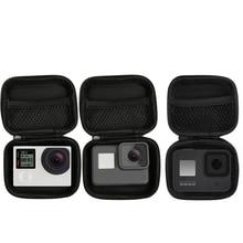 Portable Small Size Waterproof Camera Bag Case for Xiaomi Yi 4K Mini Box Collection for GoPro Hero 9 8 7 6 5 4 Sjcam Accessories
