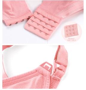Image 5 - Комплекты бюстгальтеров для кормления YATEMAO, бюстгальтер для кормящих матерей, бюстгальтер для грудного вскармливания для беременных, нижнее белье для женщин