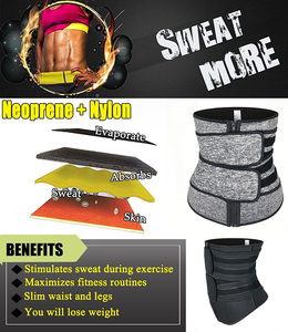 Image 3 - אישה גוף Shaper מחוך מותניים מאמן בטן הרזיה נדן הפחתת מחוכים משקל אובדן Shapewear בטן מעצבי דוגמנות חגורה