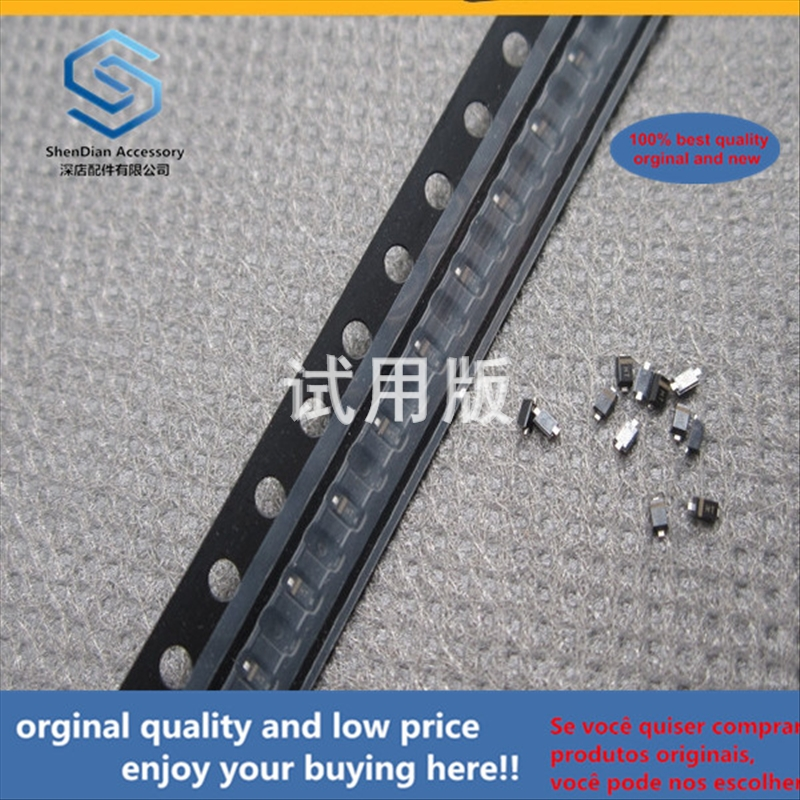 50pcs 100% Orginal New Best Quality BZX585-C68 SOD-523 Diode 0.2W 0603 68V 1 --- 5W