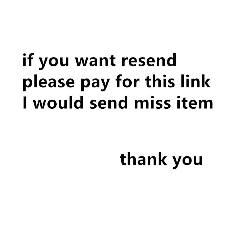 resend payment link