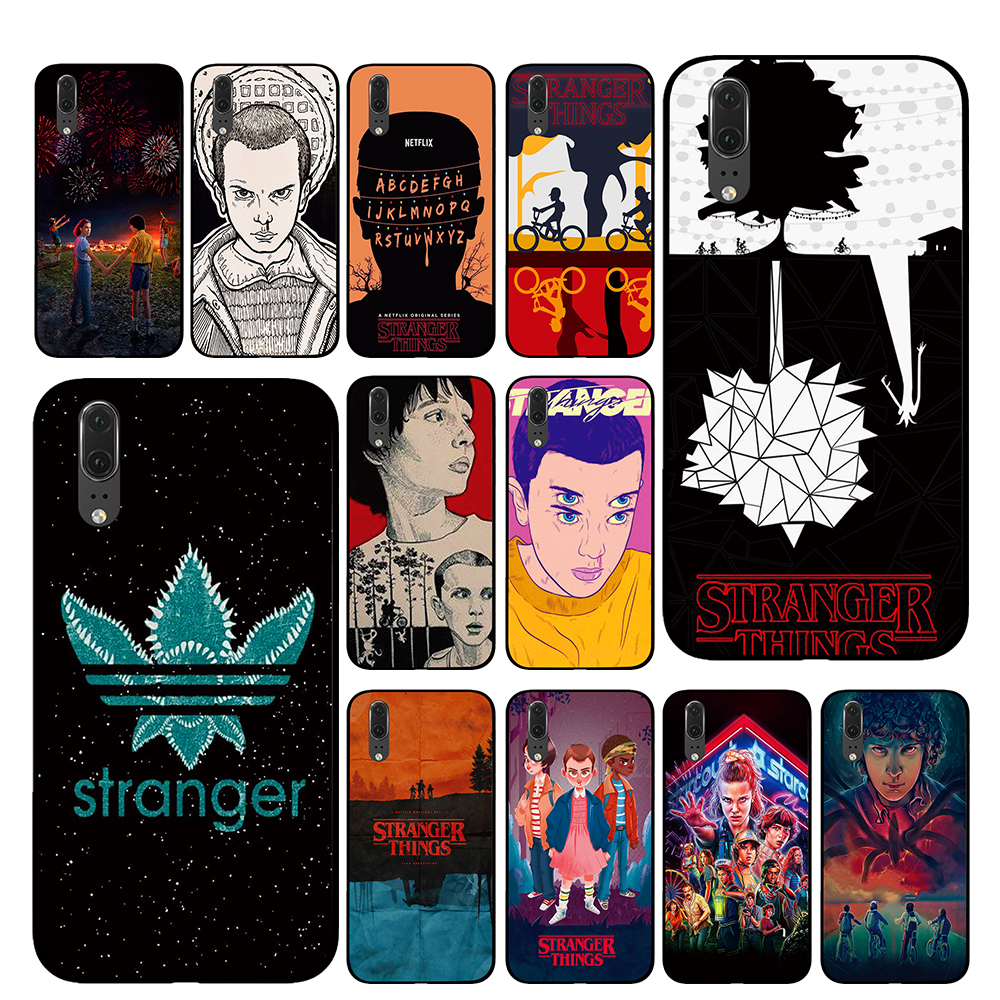 <font><b>stranger</b></font> <font><b>things</b></font> season 3 For <font><b>Huawei</b></font> P30 <font><b>P20</b></font> Mate 10 20 Pro <font><b>Lite</b></font> Nova 3 4 3i <font><b>Phone</b></font> <font><b>Cases</b></font> Cover image