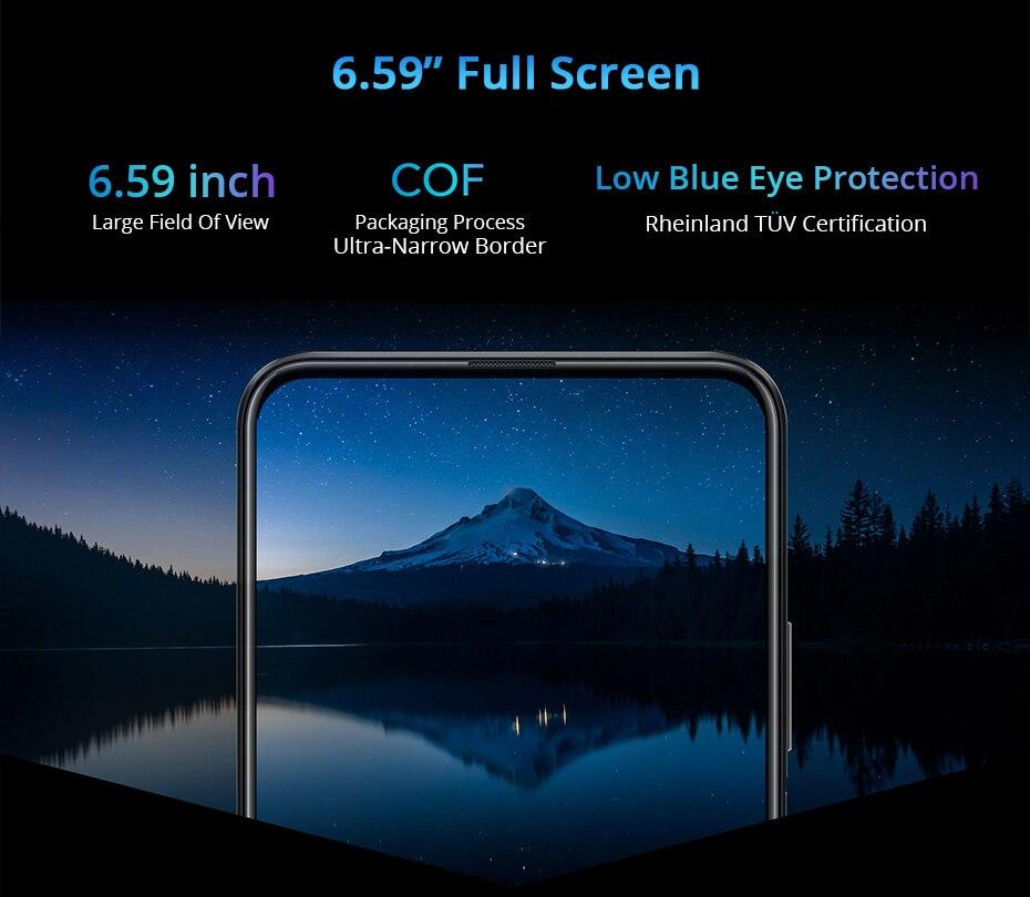 Honor 9X Pro 8GB 128GB 256GB Kirin 810 Liquid Cool Smartphone 48MP Triple Camera 6.59 Auto Pop Up Camera cellphone (13)