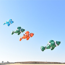 Soft Kite Windsock Outdoor Toy Flying Ripstop Nylon Pilot Large High-Quality Pendant