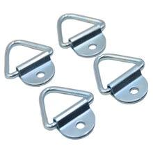 Anclajes de amarre para camión/remolque/Barco, pernos de acero de alta resistencia 4x V