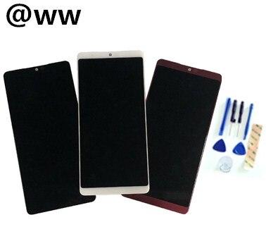 ЖК-дисплей и сенсорный экран для Smartisan Nut Pro2 Pro 2 + сменные инструменты для дигитайзера смартфона 5,99 дюйма