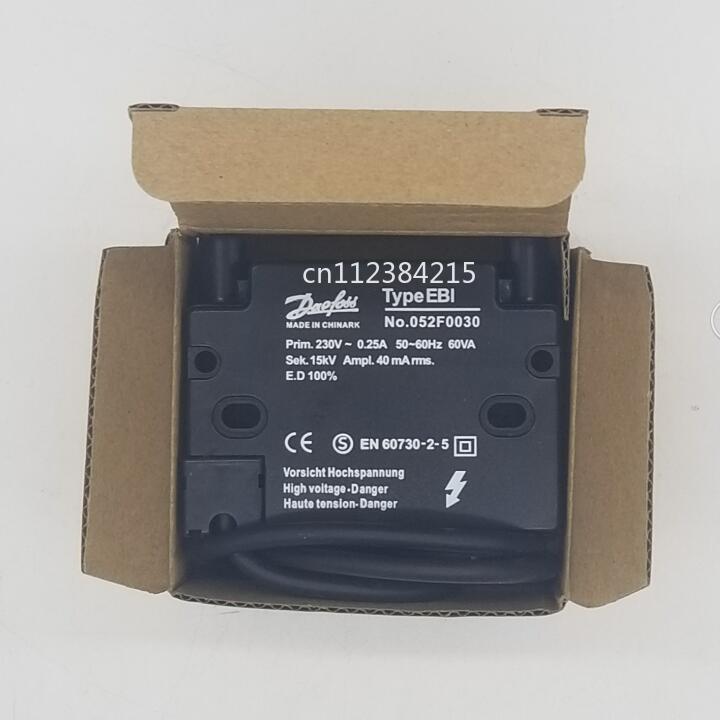 NEW EBI 052F0030 Danfoss Ignition Transformer