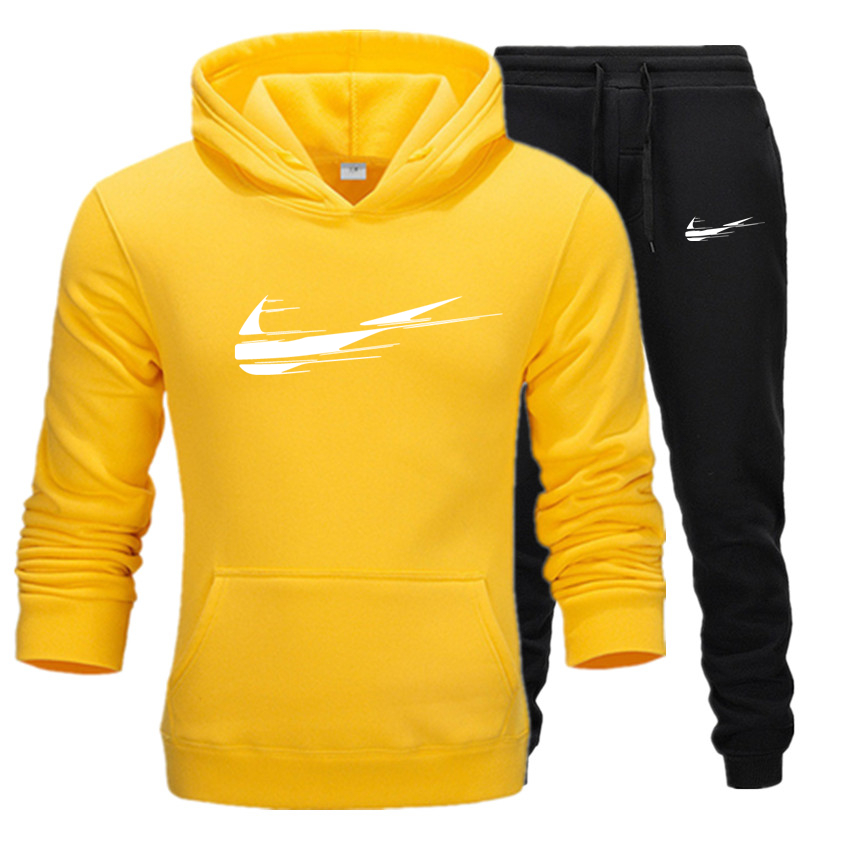 New trend hot Brand Fashion Men Sportswear