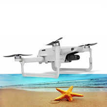 Mini tren de aterrizaje extensiones pierna para DJI Mavic Mini Drone altura Extender soporte Protector accesorios multifuncional