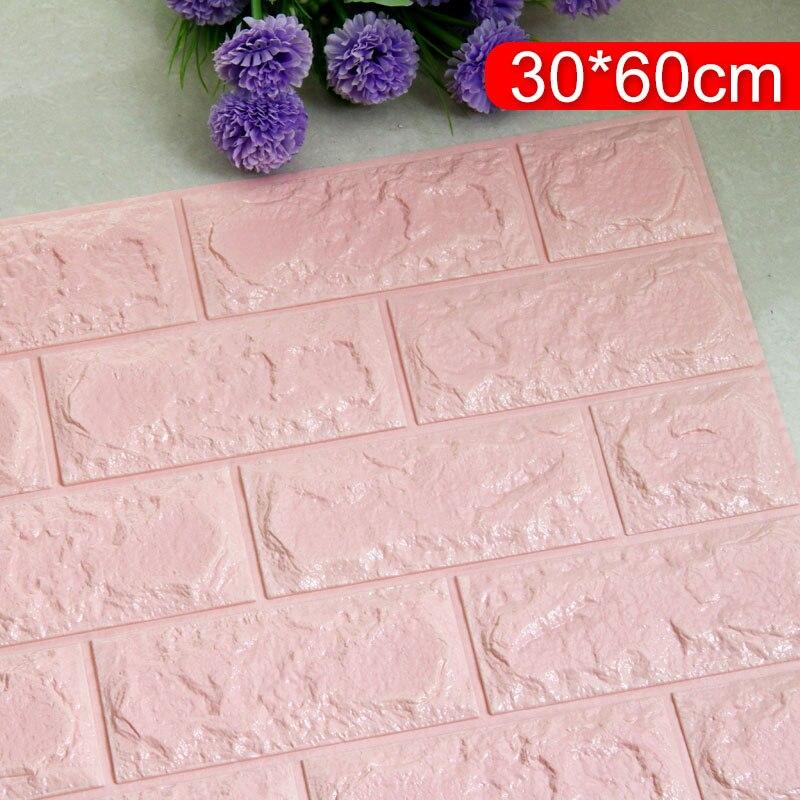 Настенная Наклейка s foam 3d самоклеющиеся обои панель домашний
