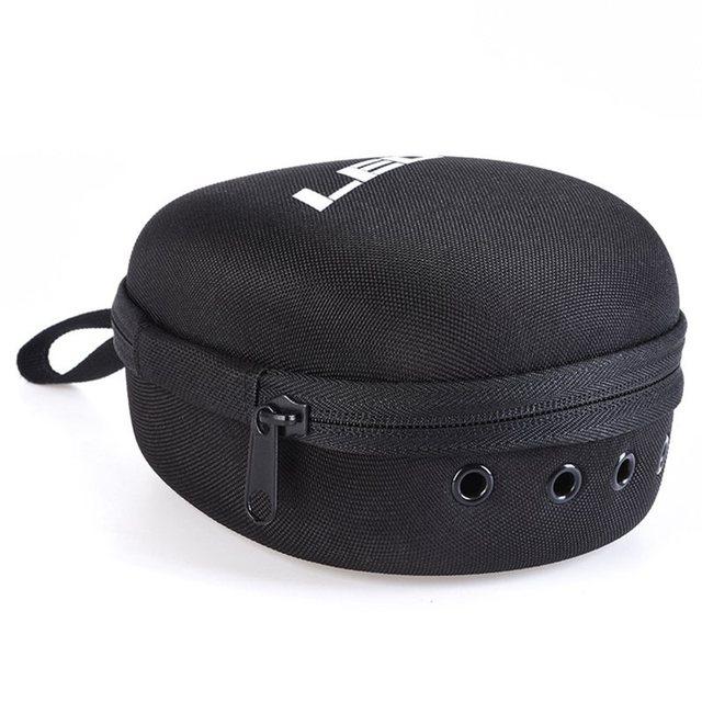 레오 Eva 드롭 모양의 낚시 릴 가방 낚시 릴 액세서리 보호 케이스 커버 파우치 스토리지 휴대용 가방