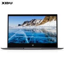 XIDU 12.5 calowy Laptop Intel 3867U dwurdzeniowy 8GB RAM 128GB ROM SSD Notebook okno 10 komputer z odcisk palca odblokuj 1920X1080
