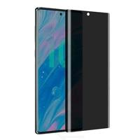 9D Copertura Completa Privacy di vetro temperato Per Samsung Galaxy Note 8 9 Note 10 Pro S7 Bordo S8 S9 S10 PIÙ Anti-Spy Protezione Dello Schermo