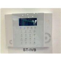Sistema ST-IVB alarma antirrobo inalámbrica PSTN GSM sistema de alarma de red dual sistema de alarma de seguridad para el hogar con 32 zonas inalámbricas