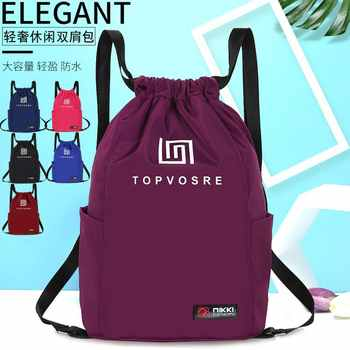 2020 New Oxford Cloth Backpack Fashion Trend All-match Bucket Bag Outdoor Casual Men and Women Backpack - DISCOUNT ITEM  32 OFF Luggage & Bags