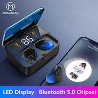 Wireless Headphones Bluetooth Earphones for Xiaomi Huawei Sports bass headset stere fone de ouvido for hands free better i12 tws