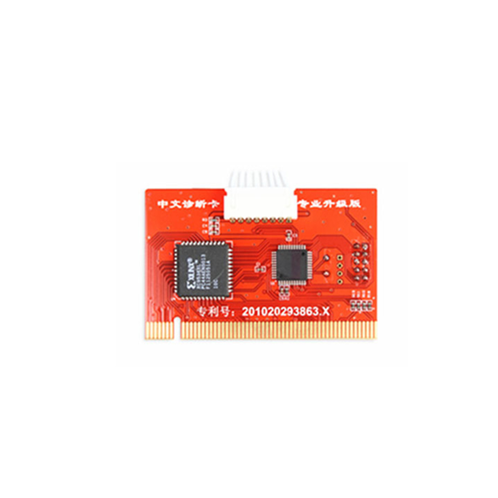 Network-Tool Diagnostic-Card Lcd-Display-Accessories Post Computer Pci-Tester Laptop